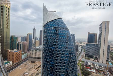1 Bedroom Apartment for Sale in DIFC, Dubai - One Bedroom | Park Tower A | DIFC View