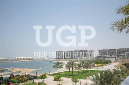 2 Bedroom Flat for Rent in Al Raha Beach, Abu Dhabi - Partial Sea View Duplex Apartment with Full Facilities!