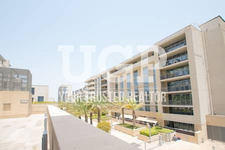 4 Bedroom Flat for Sale in Al Raha Beach, Abu Dhabi - Invest now | Street View Big Layout 4BR with Storage