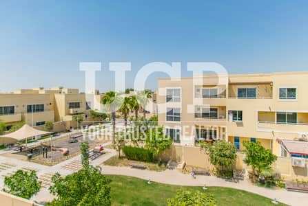 4 Bedroom Townhouse for Rent in Al Raha Gardens, Abu Dhabi - Newly listed Type A Townhouse with Private Garden!