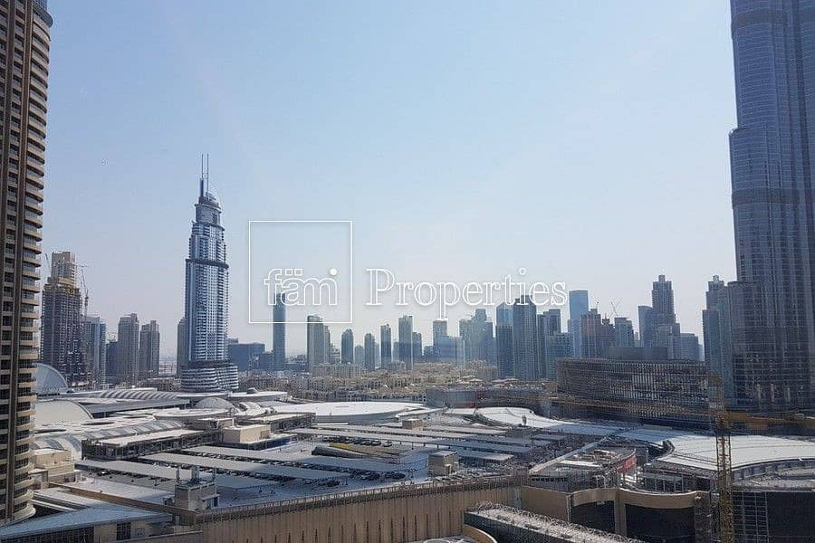 2 Burj Khalifa View | Ready to Move In | High End