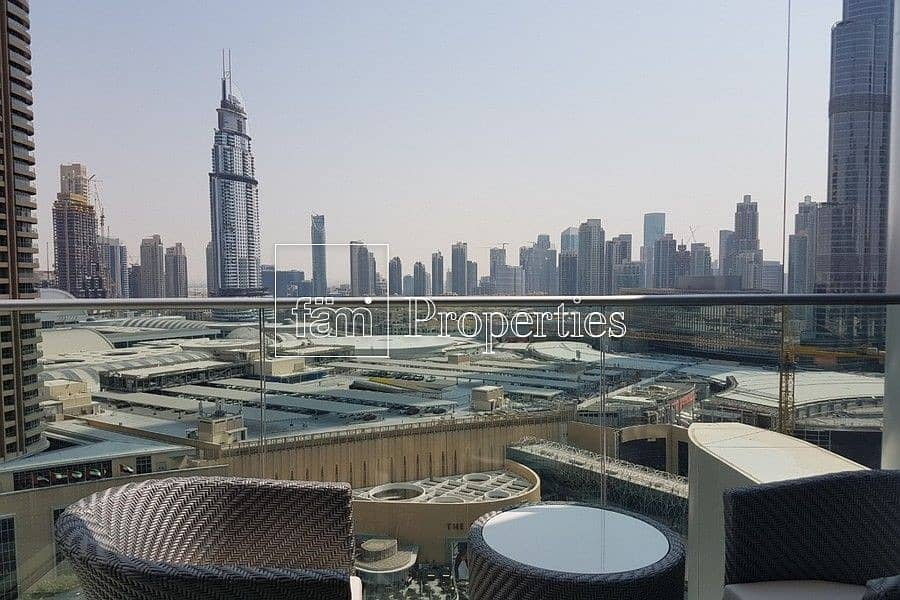19 Burj Khalifa View | Ready to Move In | High End