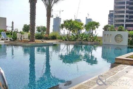 فلیٹ 1 غرفة نوم للايجار في وسط مدينة دبي، دبي - Vacant | Huge One Bedroom | Unfurnished