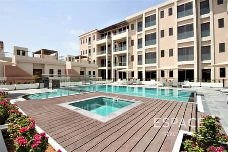 3 Bedroom Flat for Rent in Green Community, Dubai - New Complex | Prime Location | Pool View