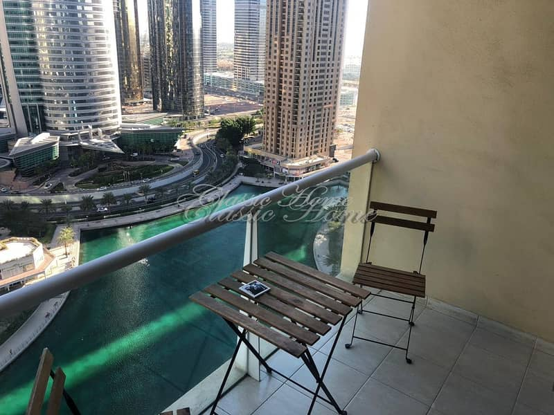 2 Cozy Studio with Stunning Lake view Furnished Apartment