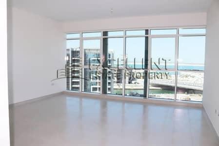 فلیٹ 1 غرفة نوم للايجار في شاطئ الراحة، أبوظبي - Best Offer| Brand New Apt| Superb View