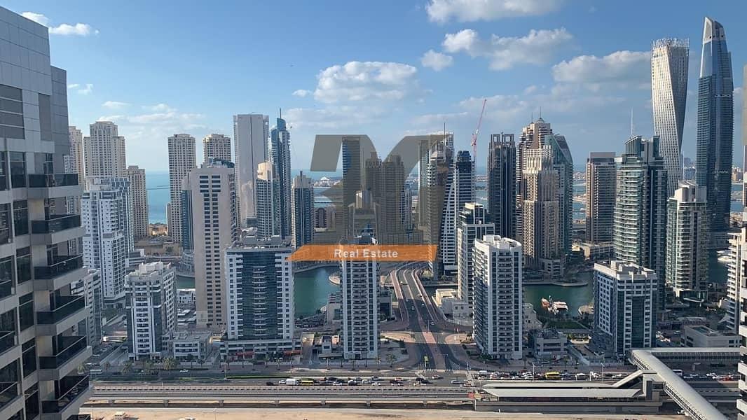 12 1 BR | Lake View | fully furnished | JLT | Dubai | UAE