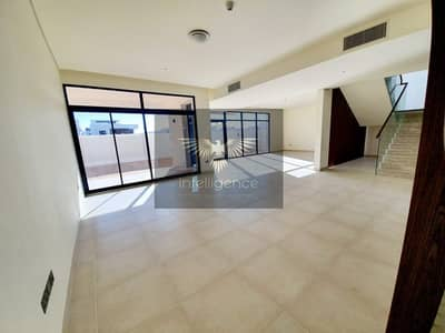 4 Bedroom Villa for Rent in Yas Island, Abu Dhabi - Type A Single Row Villa Ready for Occupancy!
