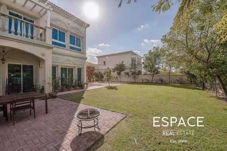 2 Bedroom Villa for Sale in Jumeirah Village Triangle (JVT), Dubai - Mediterranean 2BR Villa   Large Plot   Upgraded