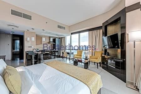 استوديو  للايجار في شارع الشيخ زايد، دبي - Studio Apartment in  Sheikh Zayed Road