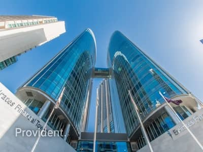 Office for Rent in DIFC, Dubai - Fitted and Furnished | Service Charges Included