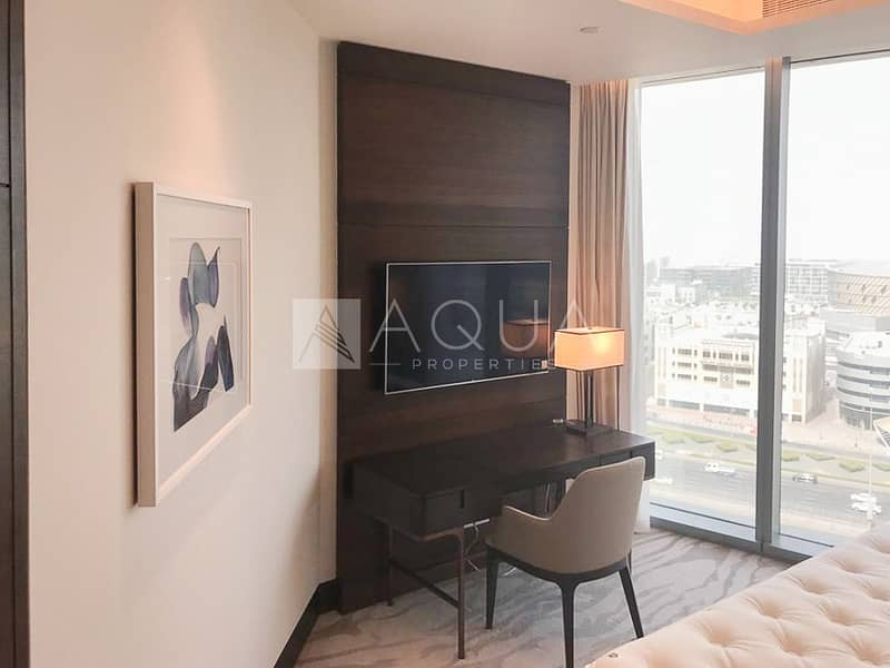 2 ONE Bedroom | Fully Furnished l Sea View