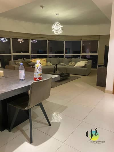 2 Bedroom Apartment for Rent in Jumeirah Lake Towers (JLT), Dubai - Furnished I Negotiable Rent I Saba 2 I JLT