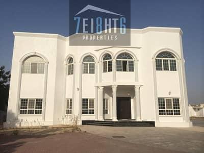 فیلا 5 غرف نوم للايجار في محيصنة، دبي - Beautifully presented: 5 b/r good quality independent villa + maids room + large garden for rent in Muhaisnah 1