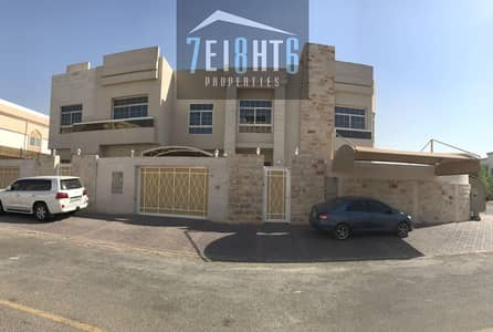 فیلا 4 غرف نوم للايجار في مردف، دبي - Amazing design: 4 b/r good quality semi-independent villa + maids room + large garden for rent in Mirdif
