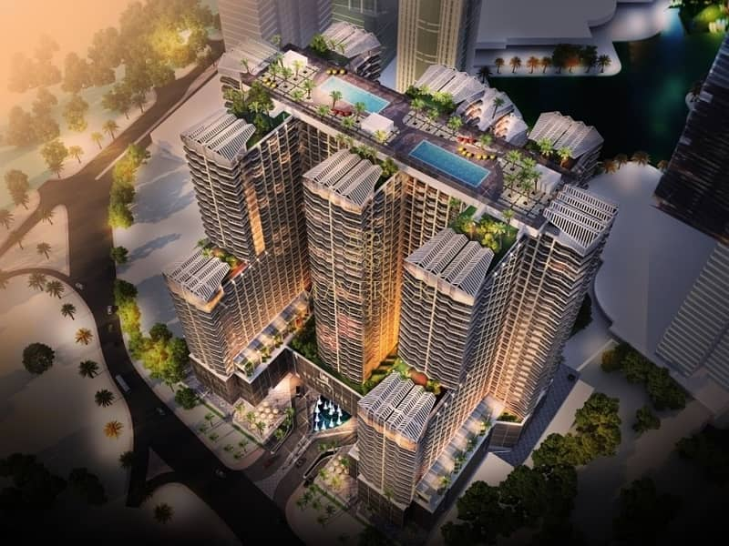 2 Luxury Investment | Easy Payment Plan | High ROI