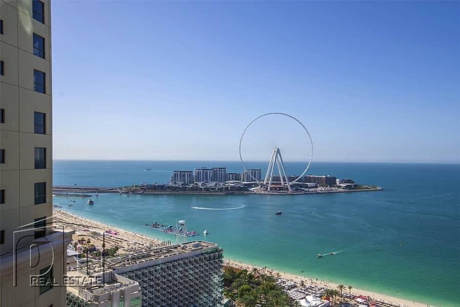 10 Amazing Views of JBR and Marina   7% ROI
