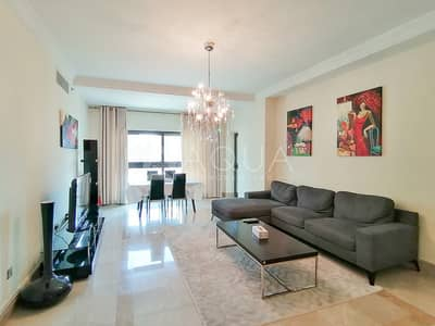 2 Bedroom Flat for Rent in Palm Jumeirah, Dubai - Furnished 2 Bedrooms | Fairmont South