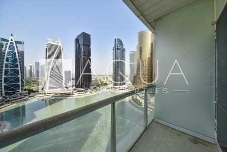 Studio for Rent in Jumeirah Lake Towers (JLT), Dubai - Luxurious / Upgraded with Full Lake View