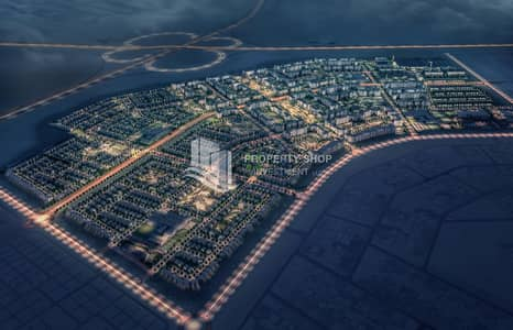Plot for Sale in Al Shamkha South, Abu Dhabi - For Sale Residential Land In Al Shamkha South