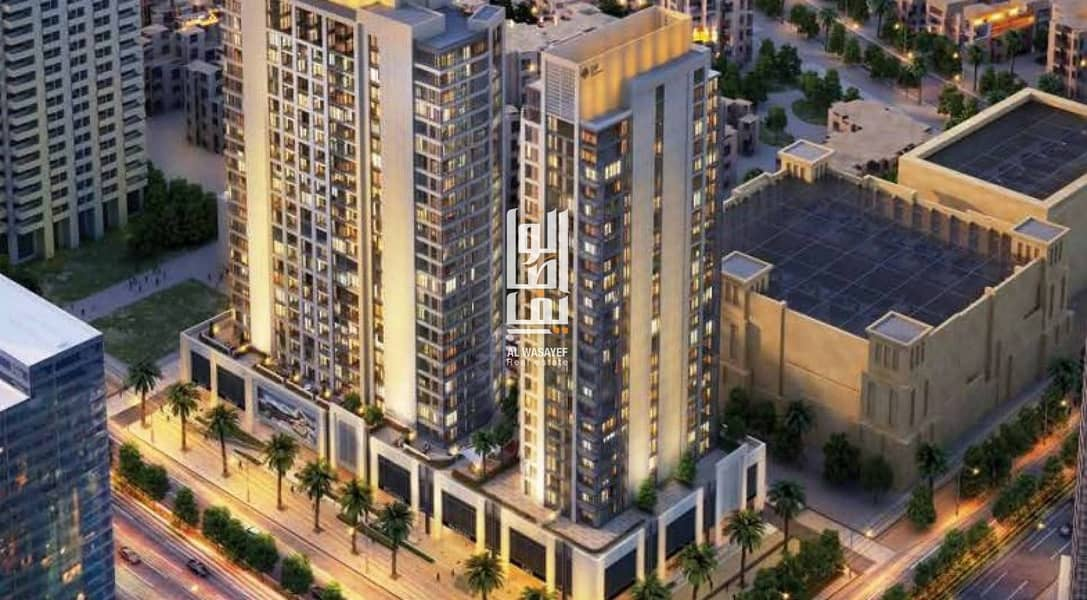 2BRs in Dubai Downtown with 5 years installments