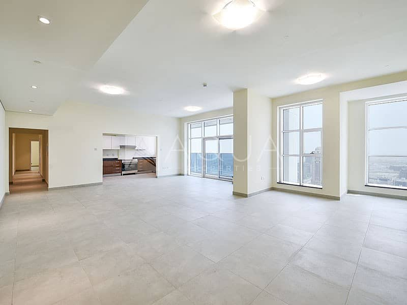 2 BR with Marina view | Hotel Like Facilities
