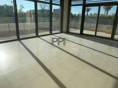 3 Bedroom Flat for Rent in Dubai Hills Estate, Dubai - Huge Terrace Spacious Direct access pool & park