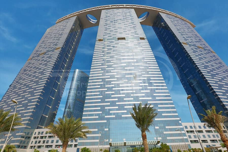 Luxurious 3BR+1 Apartment in Gate Tower.