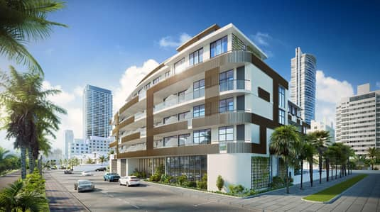 Studio for Sale in Jumeirah Village Circle (JVC), Dubai - Almost ready  Studio | 8% percent return | View today