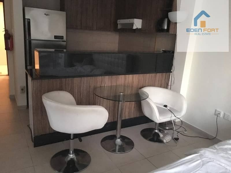 2 Furnished Studio Without Construction Facing