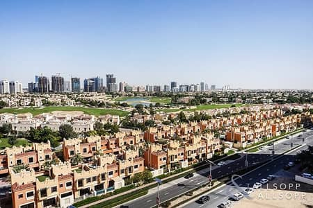 2 Bedroom Flat for Sale in Dubai Sports City, Dubai - Golf Course View | 2 Bedroom | Upgraded