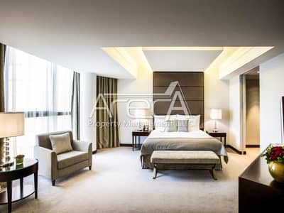 3 Bedroom Flat for Rent in Corniche Road, Abu Dhabi - A World Class Luxurious Apartment | Captivating Views
