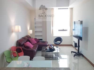 1 Bedroom Flat for Rent in Al Barsha, Dubai - Fully Furnished | Affordable | 1BR Murad Tower