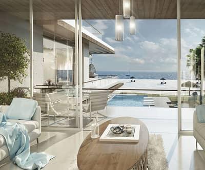 6 Bedroom Villa for Sale in Saadiyat Island, Abu Dhabi - Villa in Saadiyat Island | Sea View | Installment for 7 Years