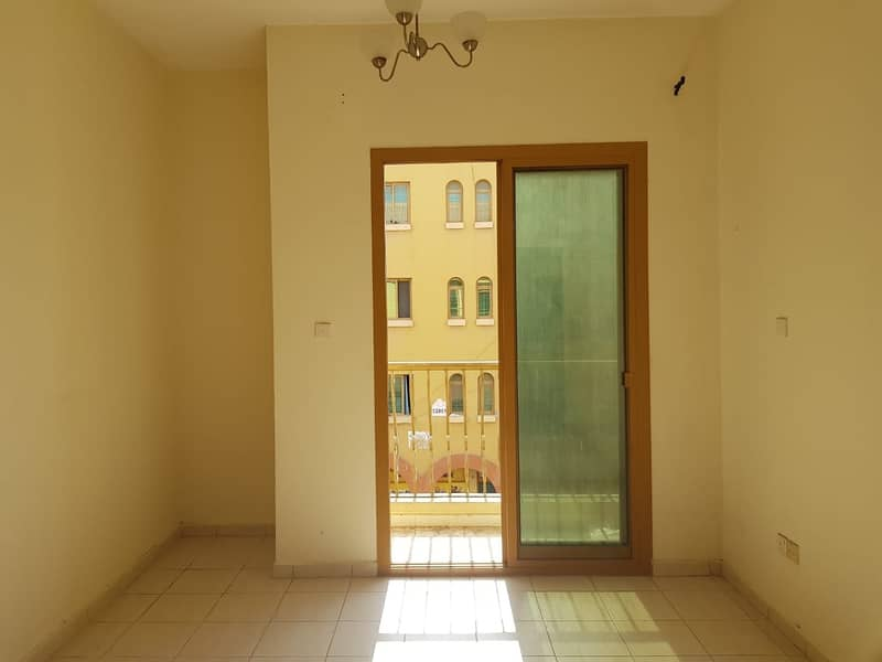 FULLY FAMILY BUILDING ! 1BHK FOR RENT ! SPAIN CLUSTER