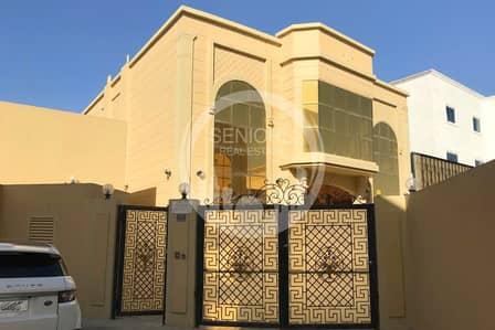 فیلا 5 غرف نوم للايجار في مدينة محمد بن زايد، أبوظبي - فیلا في مركز محمد بن زايد مدينة محمد بن زايد 5 غرف 170000 درهم - 4475285