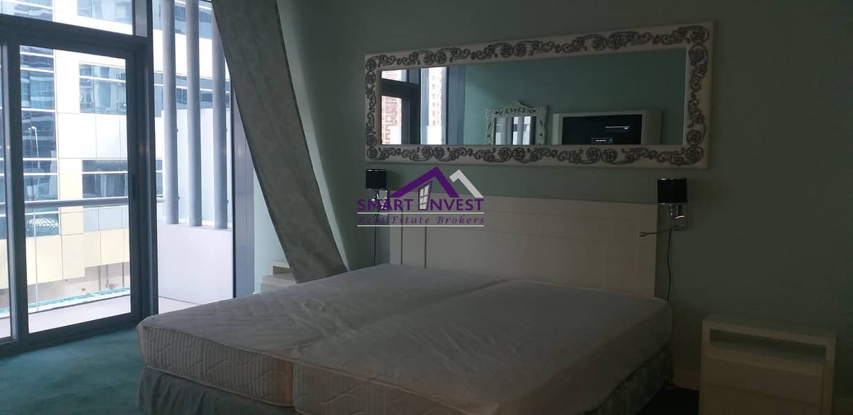 Fully Furnished 1 BR Hotel Apt .for rent in Barsha Heights (Tecom) for AED 60k/Yr.