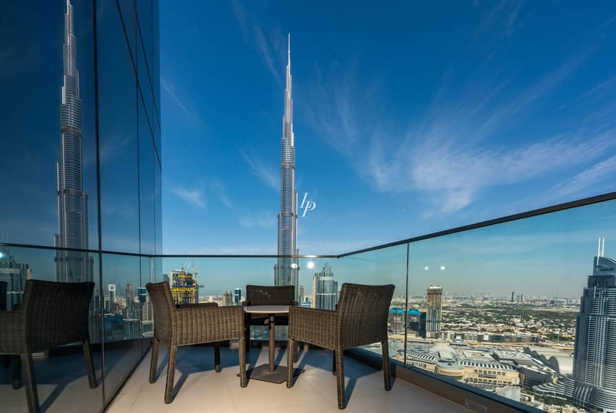 27 Fully Furnished|Full Burj & Fountain View