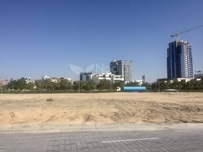 Plot for Sale in Jumeirah Village Circle (JVC), Dubai - G+ 4 Approved Commercial Plot for Hospital | JVC | Dubai
