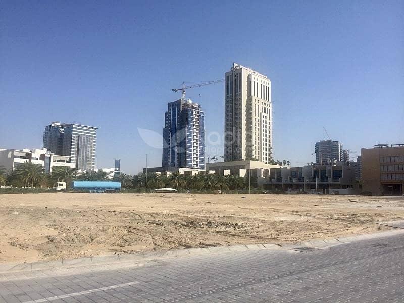 2 G+ 4 Approved Commercial Plot for Hospital   JVC   Dubai