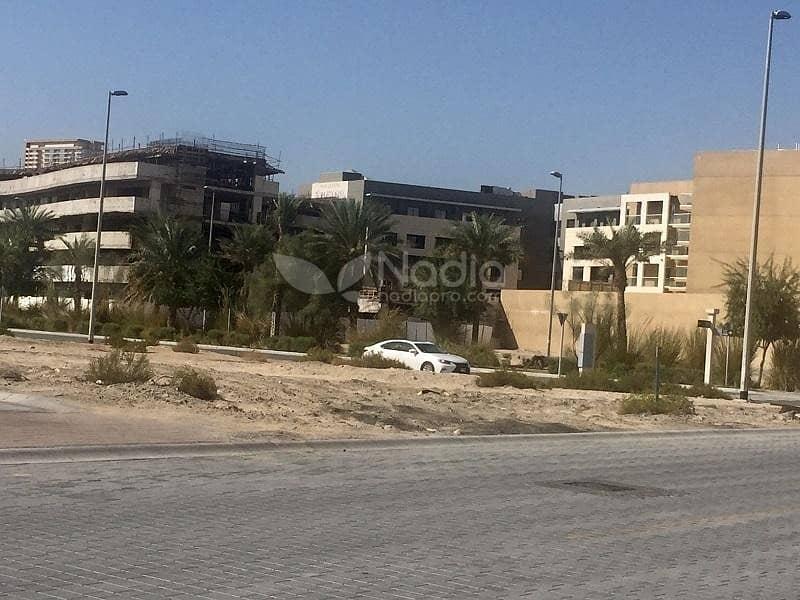 18 G+ 4 Approved Commercial Plot for Hospital   JVC   Dubai