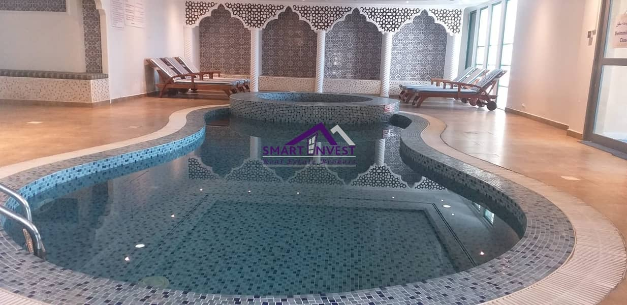 13 Fully furnished Studio Hotel apartment for rent in Barsha Heights (Tecom) for AED 50k/Yr.