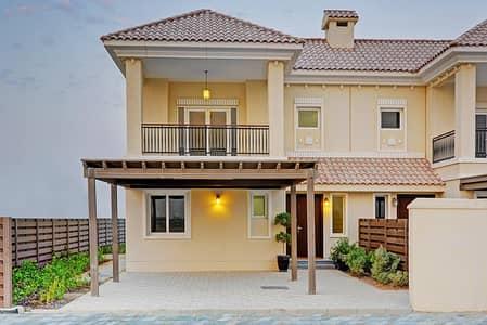 فیلا 3 غرف نوم للايجار في دبي لاند، دبي - فیلا في منتجع ونادي الحبتور للبولو - ذي رزدنسز دبي لاند 3 غرف 159999 درهم - 4475517