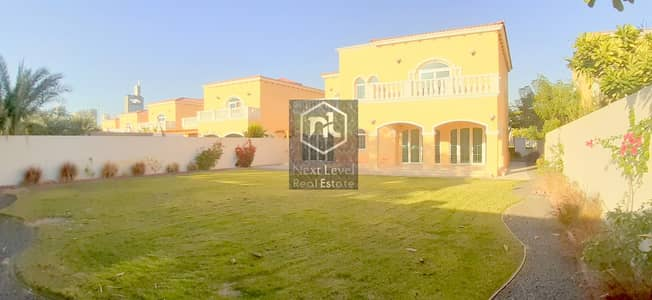5 Bedroom Villa for Rent in Jumeirah Park, Dubai - HUGE PLOT | FIVE BED ROOM WITH MAID | LEGACY NOVA | JUMEIRAH PARK
