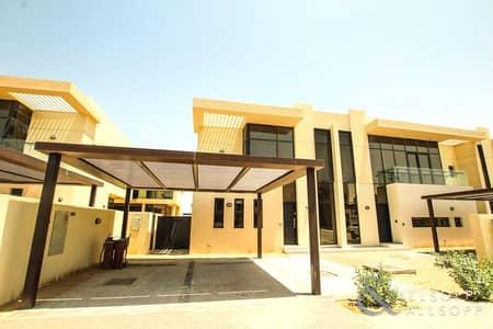 فیلا 3 غرف نوم للبيع في داماك هيلز (أكويا من داماك)، دبي - 3 Bedroom | Internal Maids Room | End Unit