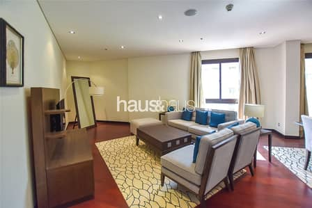 2 Bedroom Flat for Rent in Palm Jumeirah, Dubai - High Floor   Sea View   x1 Month Free   Beach+Pool