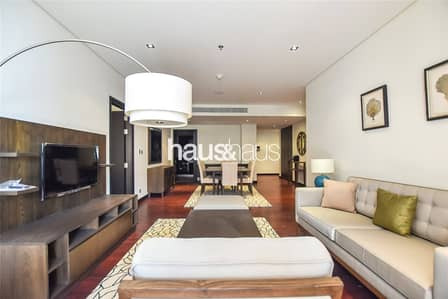 2 Bedroom Apartment for Rent in Palm Jumeirah, Dubai - 1 Month Free | Top Floor | 4 Cheque | Beach + Pool