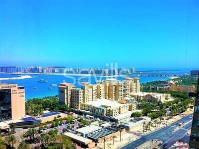 شقة 1 غرفة نوم للبيع في دبي مارينا، دبي - 1BR in Dubai Marina   Partial Sea View