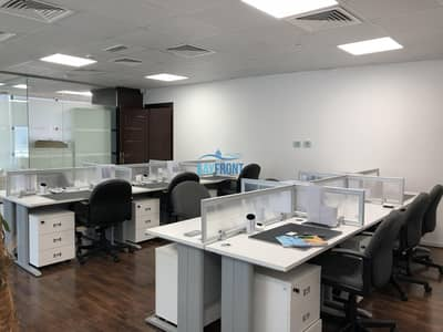 Office for Rent in Business Bay, Dubai - Luxury Furnished @Bayswater