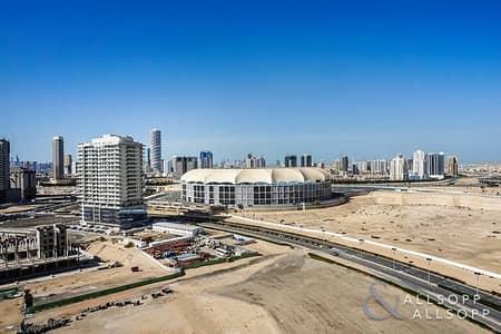فلیٹ 1 غرفة نوم للبيع في مدينة دبي الرياضية، دبي - 1 Bed | The Bridge | Furnished | Vacant